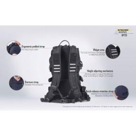 NITECORE, NITECORE Multifunctional BP20 Backpack, Various computer accessories, MF-BP20