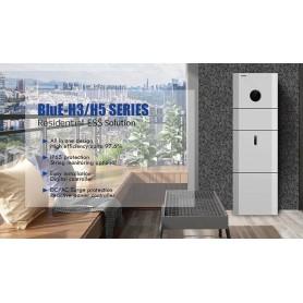 KSTAR, KSTAR H3 20.4Kw ESS BluE-S 3680D converter +.4x BluE-PACK5.1 storage battery, Energy storage, KSTAR-ESS-H3-20KW