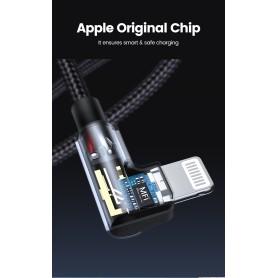 UGREEN - UGREEN Lightning to USB C / USB-C / USB Type C Male - USB adapters - UG-60763-CB
