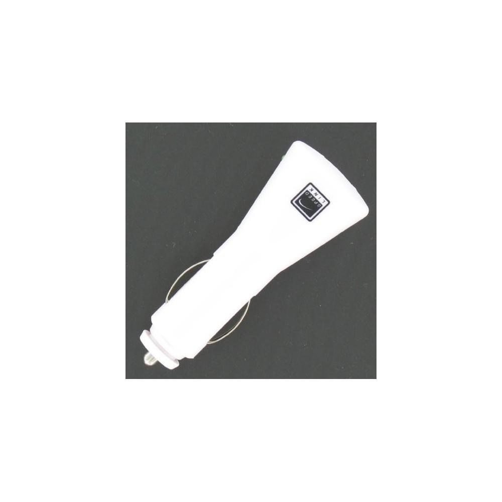 Universele Auto USB Lader (Wit) 07212