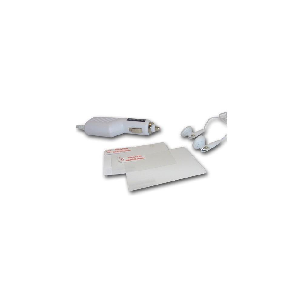 Nintendo Ds Lite Starter Kit 4 In 1 White For Nintendo Ds