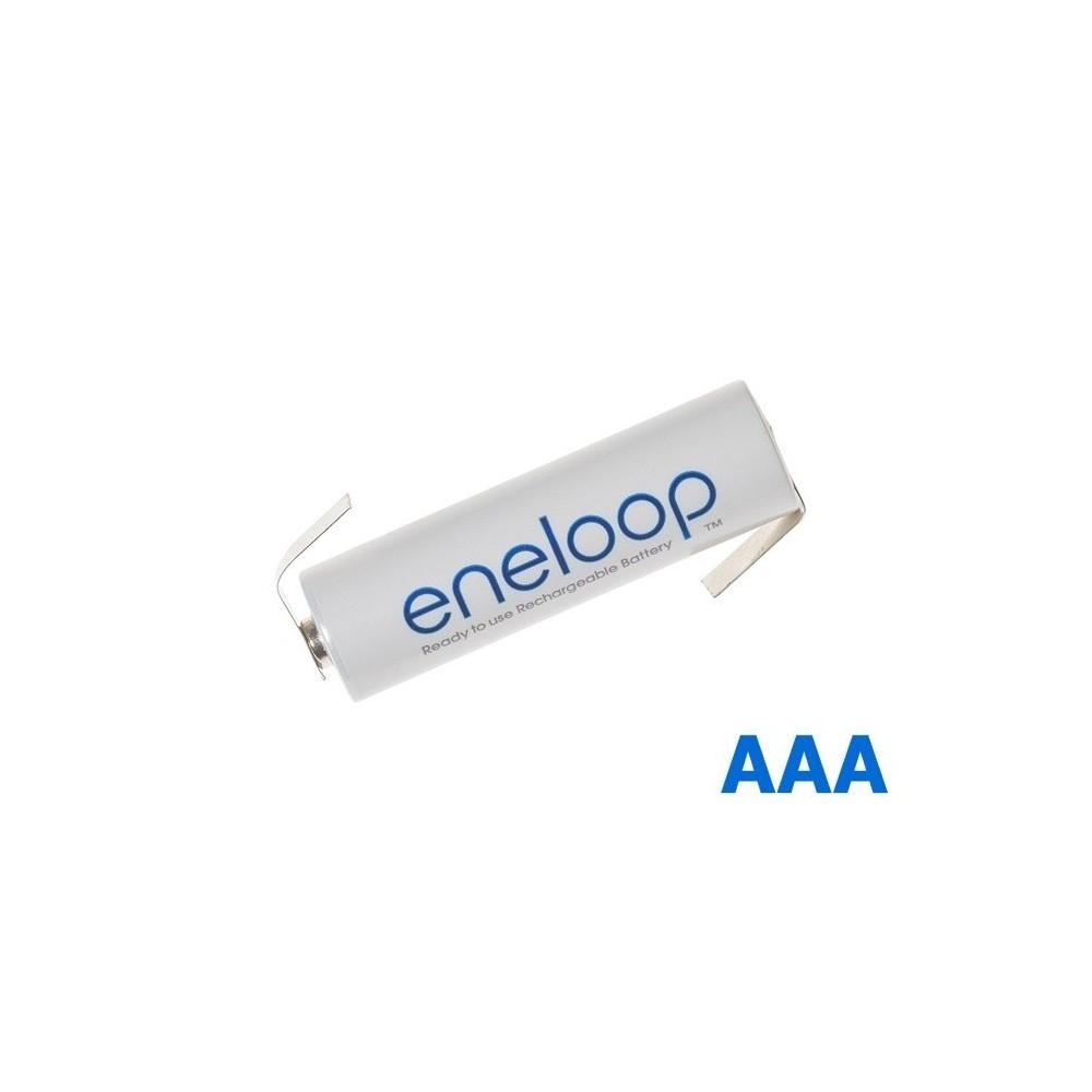 Eneloop Batterij AAA R3 met soldeerlipjes