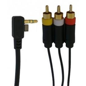 Oem - AV Cable for PSP 2000 Slim & Lite YGP306 - PlayStation PSP - YGP306