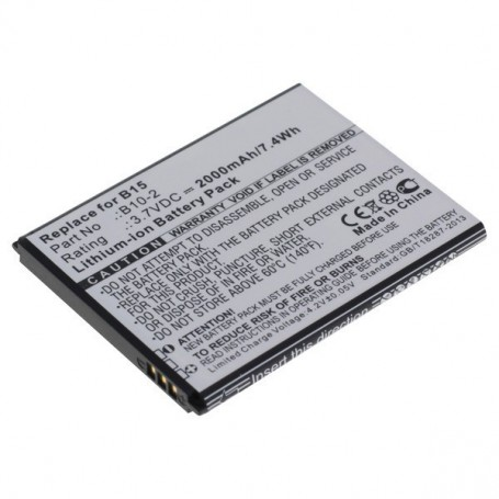 OTB - Battery for Caterpillar / CAT B15 / B15q 2000mAh - Other brands phone batteries - ON2158