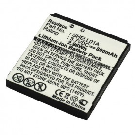 OTB - Batterij voor DORO PhoneEasy 409 / 410 / 610 Li-Ion ON2161 - Vaste telefonie accu's - ON2161 www.NedRo.nl