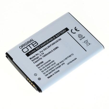OTB, Batterij voor LG G2 / L90 / F300 / F320 / F260 / SU870 / US780 ON2176, LG telefoonaccu's, ON2176, EtronixCenter.com