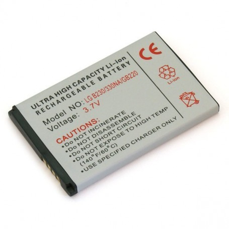 OTB, Battery for LG GB230 Li-Ion ON2178, LG phone batteries, ON2178