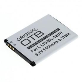OTB - Batterij voor LG L70 D285 LUS323 D325 D320 D329 ON2183 - LG telefoonaccu's - ON2183 www.NedRo.nl