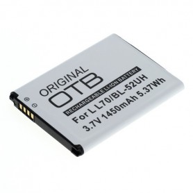 OTB, Batterij voor LG L70 D285 LUS323 D325 D320 D329 ON2183, LG telefoonaccu's, ON2183, EtronixCenter.com