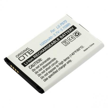 OTB - Batterij voor LG P970 Optimus Black / Optimus L3 / L5n ON2184 - LG telefoonaccu's - ON2184 www.NedRo.nl