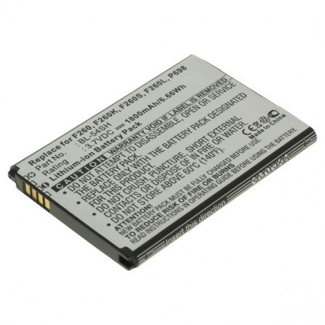 OTB, Battery for LG Optimus F7 / L90 Li-Ion 1800mAh, LG phone batteries, ON2185