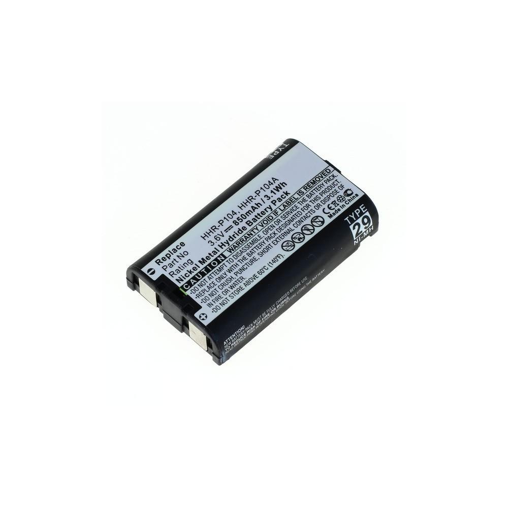 OTB - Acumulator pentru Panasonic HHR-P104 NiMH ON2197 - Baterii telefonie fixă - ON2197 www.NedRo.ro