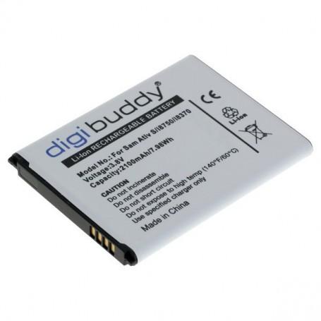 OTB, Batterij voor Samsung Galaxy Ativ S GT-I8750 Li-Ion ON2198, Samsung telefoonaccu's, ON2198, EtronixCenter.com