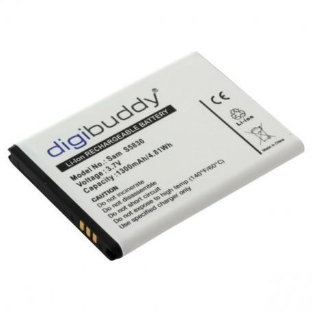 OTB - Batterij voor Samsung Ace S5830/Gio S5660 - Samsung telefoonaccu's - ON2215 www.NedRo.nl