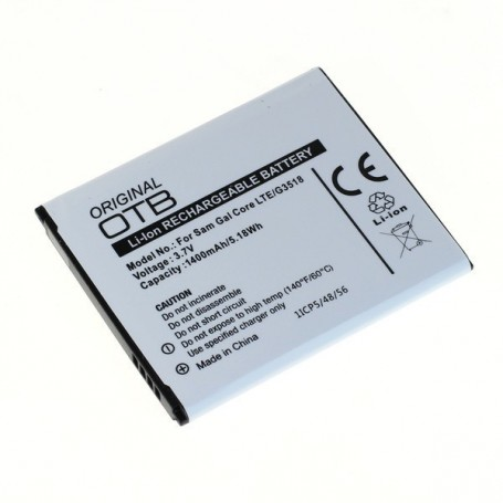 OTB, Battery for Samsung Galaxy Core LTE ON2217, Samsung phone batteries, ON2217