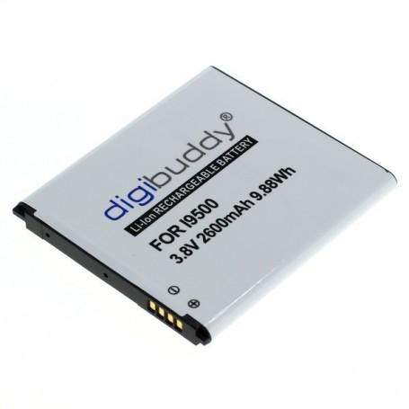 digibuddy - Accu voor Samsung Galaxy S4 / Galaxy S4 Active 2600mAh 3.8V - Samsung telefoonaccu's - ON2225 www.NedRo.nl