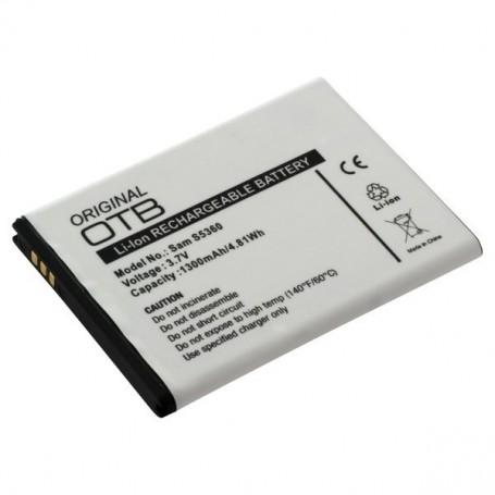 OTB - Batterij voor Samsung Galaxy Y S5360 ON2233 - Samsung telefoonaccu's - ON2233 www.NedRo.nl