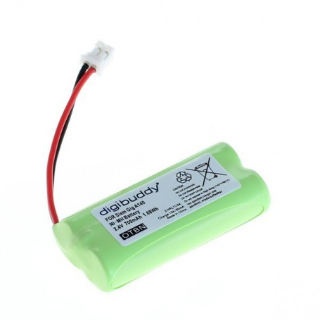 OTB, Battery for Siemens Gigaset A140 700mAh, Cordless Phone Batteries, ON2259