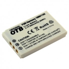 Batterij voor Logitech Harmony 1000/1100 800mAh Li-Ion