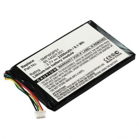OTB - Acumulator pentru Magellan Maestro 4000 / 4350 / 4370 / Medion Gopal P5430 / P5435 Li-Ion ON2320 - Baterii de navigație...
