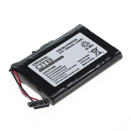 OTB - Batterij voor Mitac Mio P350/P550 Li-Ion - PDA accu's - ON2324 www.NedRo.nl