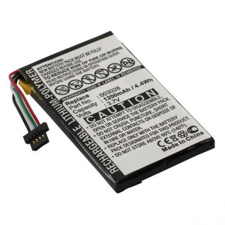 OTB, Batterij voor Navigon 2100 Max Li-Polymer ON2329, Navigatie Batterijen, ON2329, EtronixCenter.com