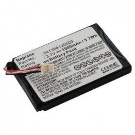 Battery for Navigon 72 Easy / 72 Plus Live Li-Ion ON2334