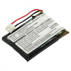 Battery for Philips Prestigo SRT9320 Li-Polymer ON2337