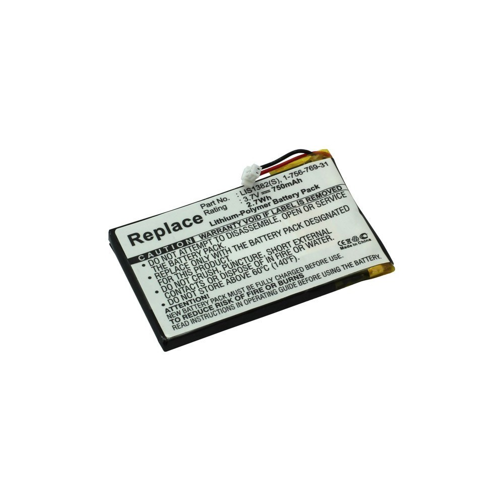 Batterij voor Sony Reader PRS-300 Li-Polymer ON2338