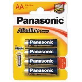 Panasonic - Putere alcalină Panasonic LR6 / AA - Format AA - BL040 www.NedRo.ro