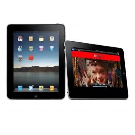 HUSA protectie iPad 2 v2 piele ECO Negru YAI422