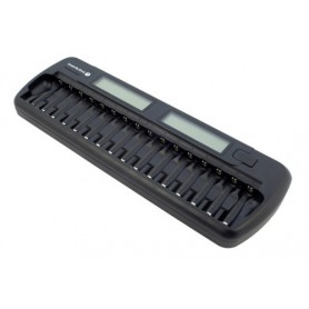 EverActive - EverActive 16 Battery Professional Charger NC-1600 - Battery chargers - BL055-C www.NedRo.us