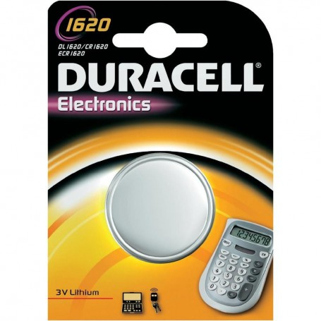Duracell - Duracell CR1620 lithium battery - Button cells - NK052-CB