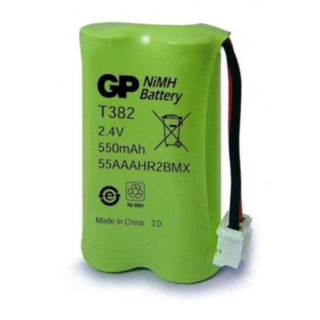 GP, Rechargeable battery for cordless telephones GP T382 BL025, Cordless Phone Batteries, BL025