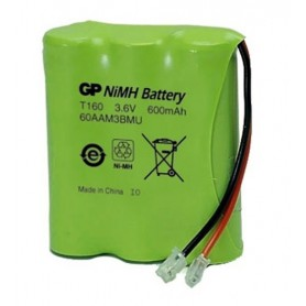 Rechargeable battery for cordless telephones GP T160 P-P501 BL026