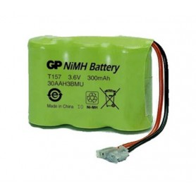 Rechargeable battery for cordless telephones GP T157 P-P301 BL027