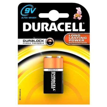 Duracell - Duracell alkaline 6LR61 9V Blister - Other formats - BL056