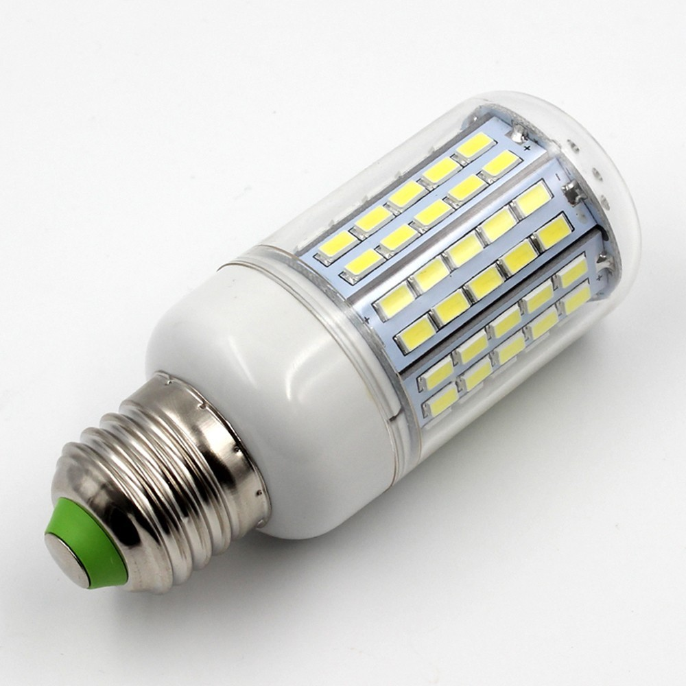 NedRo - 30W E27 Cold White 96 LED`s SMD5730 Corn Bulb AL125 - E27 LED - AL125 www.NedRo.ro