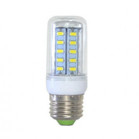 12W E27 Cold White 36 LED`s SMD5730 Corn Bulb AL122