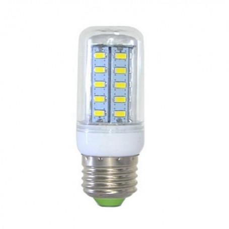 NedRo - 12W E27 Cold White 36 LED`s SMD5730 Corn Bulb AL122 - E27 LED - AL122