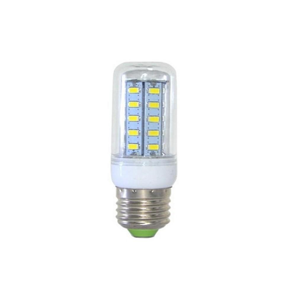 NedRo - 12W E27 Cold White 36 LED`s SMD5730 Corn Bulb AL122 - E27 LED - AL122 www.NedRo.ro