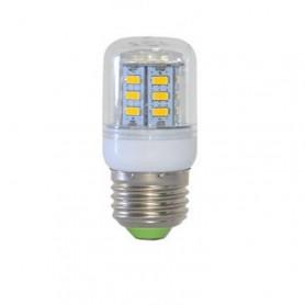 7W E27 Warm White 24 LED`s SMD5730 Corn Bulb AL123