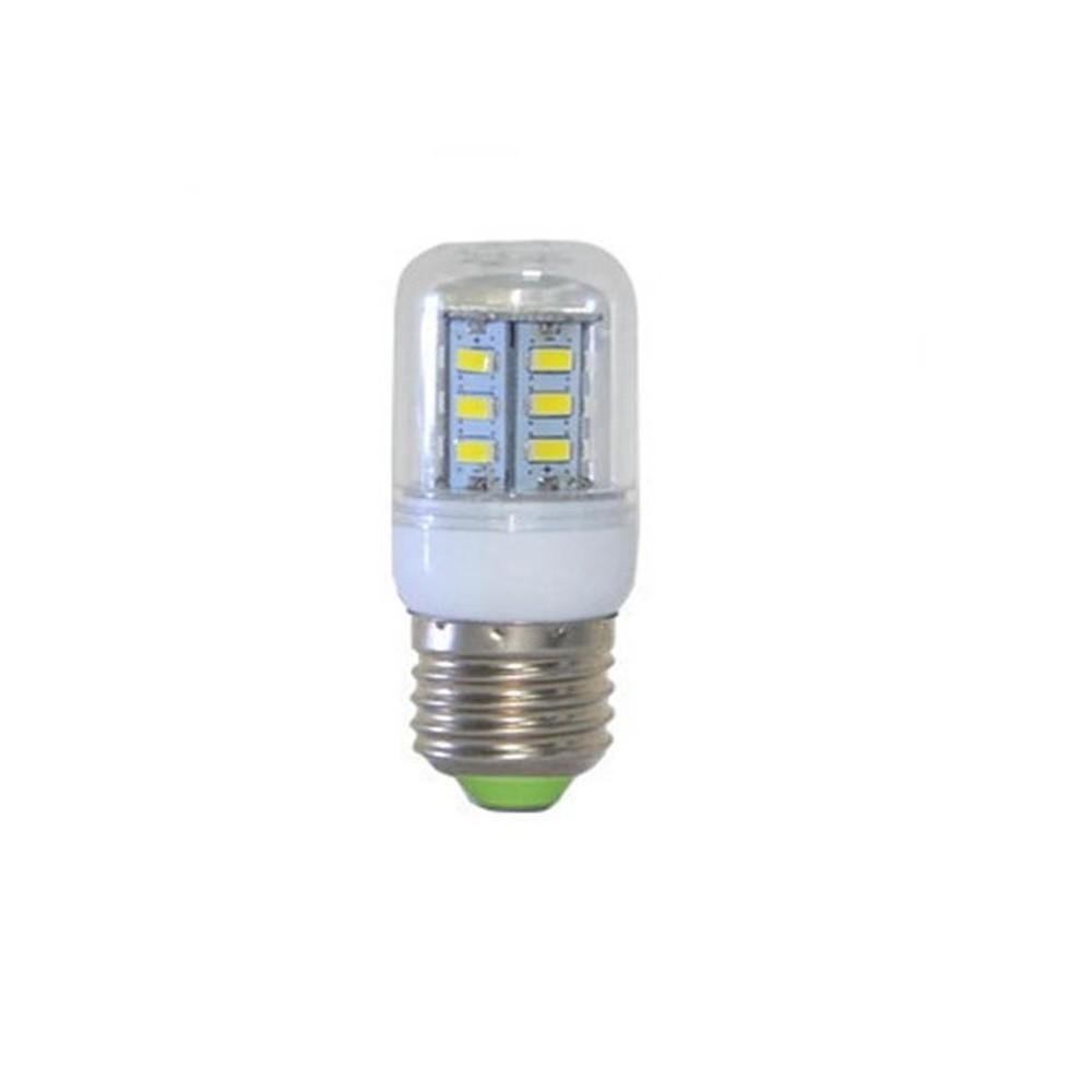 NedRo - 7W E27 Cold White 24 LED`s SMD5730 Corn Bulb AL124 - E27 LED - AL124 www.NedRo.ro