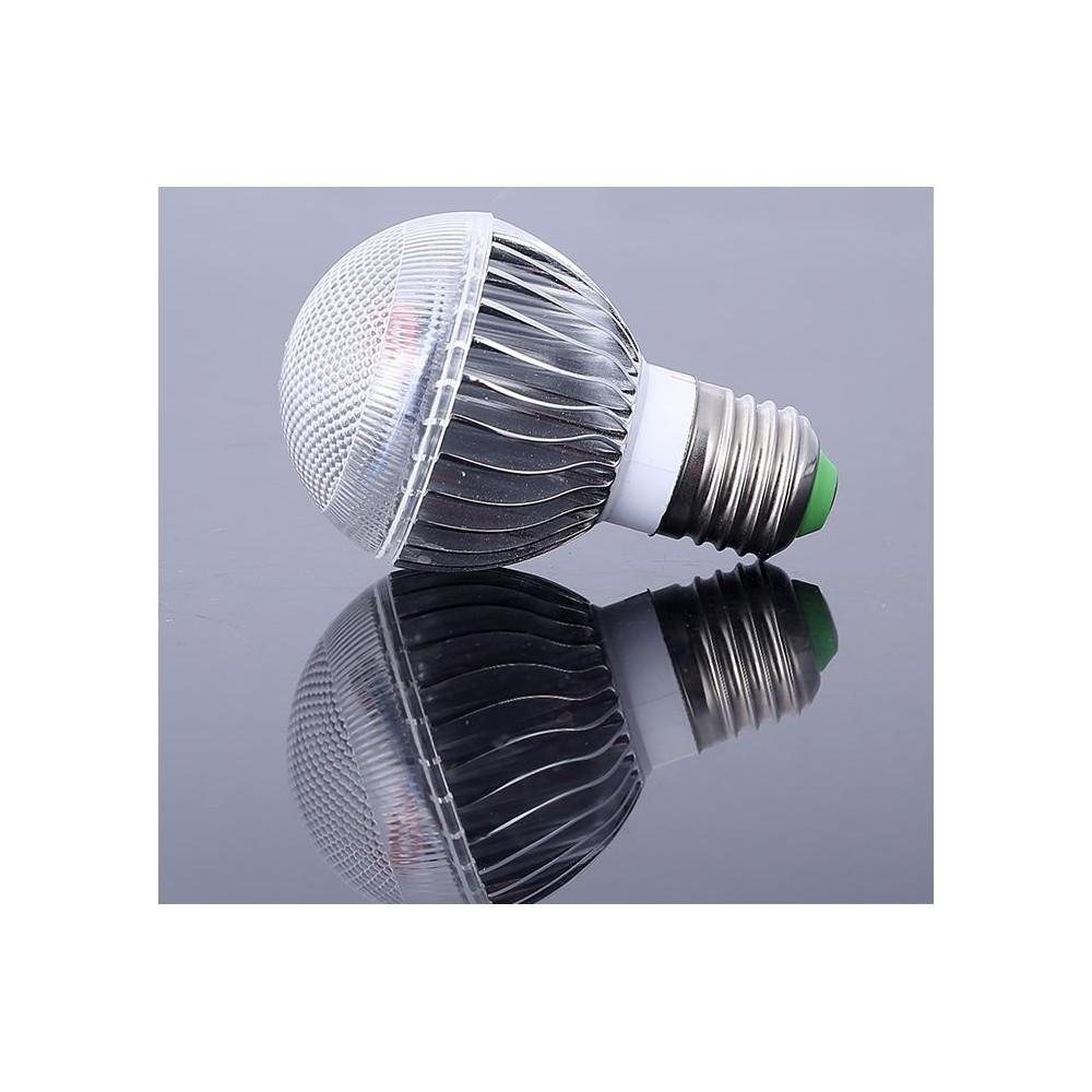 NedRo - 9W E27 RGB LED bulb with remote CG007 - E27 LED - CG007 www.NedRo.hu