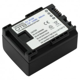 OTB, Battery for Canon BP-808 800mAh, Canon photo-video batteries, ON3200
