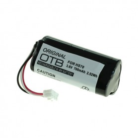 Battery for WELLA XPERT HS70 NIMH 700mAh