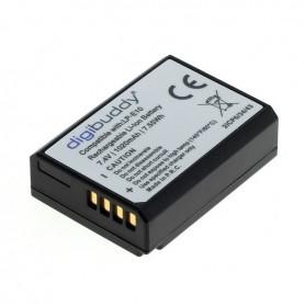 digibuddy - Accu voor Canon LP-E10 1020mAh LI-ION ON3219 - Canon foto-video batterijen - ON3219 www.NedRo.nl