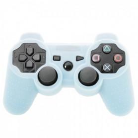 NedRo - PS2 en PS3 Controller Siliconen Beschermhoesje - PlayStation 3 - TM267-CB www.NedRo.nl
