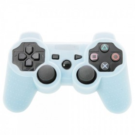 NedRo - Silicone Skin Case for PS2 PS3 Controller - PlayStation 3 - TM267 www.NedRo.us
