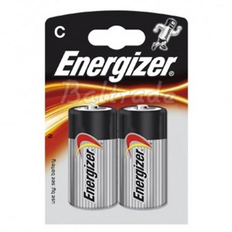 Energizer - Energizer Classic LR14/C/Baby/R14/MN 1400/AM-2/E93 - Size C D 4.5V XL - BL105-CB
